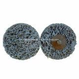 Disco de diamante azul disco abrasivo de moagem