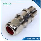 Métrica de la glándula de cable blindado de la glándula de protección IP68