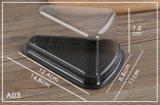 Kundenspezifische Qualitäts-freier/transparenter Pet/PVC/PP/PS Plastiktortenschachtel-Entwurf mit Fabrik-Preis