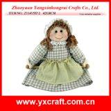 Russe Girl de Decoration de Noël (ZY14Y557-3 42X30CM) Christmas