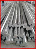 China manufaturou o aço elétrico galvanizado Pólo