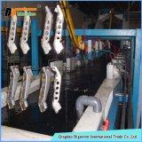 Linha de revestimento Electrophoretic da eficiência elevada para as peças da bicicleta