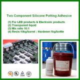 Jxh-700A (NOIR) Colle de pot de silicone
