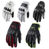 Волокно углерода качества резвится перчатки для всадника мотоцикла (MAG13)