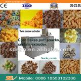 Snacks de maíz de la máquina de alimentos