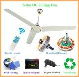 """Ventilatore di soffitto solare di rame puro di alta velocità BLDC di 100% 56 """""""