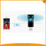 Mini-Empfänger-Stereomusik-geben drahtlose Audioadapter-Auto-Installationssätze USB-Bluetooth mit den Händen Aufrufe frei