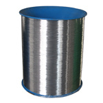 Nylon Coated Ring Reliure en acier