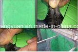 1.5mmの十字のHDPEのフィルムの自己接着瀝青の防水膜