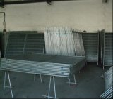 철망사 담 공장의 종류