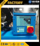 판매를 위한 신속 변경 공구를 가진 새로운 디자인 유압 호스 주름을 잡는 기계