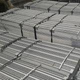 Alto acoplamiento acanalado del metal para la construcción