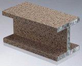 Sandwich en aluminium à nid d'abeilles de panneau de matériau de construction de décoration extérieure et intérieure