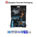 Kundenspezifischer Fastfood- Nahrung- für Haustiereverpackenbeutel mit Reißverschluss