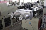 Máquina das tubulações dobro do PVC
