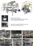 1000-1500kg/H Lopende band van de Deklaag van het Poeder van de capaciteit de Automatische