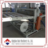 PE/PP/PVC Plastikblatt-/Vorstand-Strangpresßling-Produktions-Maschinen-Zeile