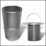 Filtro dal cestino dell'acciaio inossidabile del commestibile