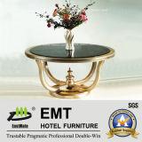 Table de fleur de console d'hôtel luxueuse (EMT-FD01)