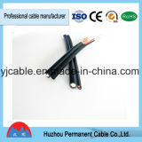 Sistema de CCTV siamês 75-5 e 75-3 RG59 Preço de cabo coaxial RG6