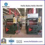 La prensa de balas de papel hidráulica vertical Máquina para el centro de reciclaje (VM-3)