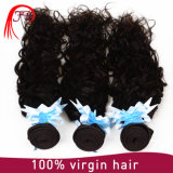 Человеческие волосы Extension About 95-100g/PC Hotsale 7A Grade бразильские Virgin Deep Wave Curly, 12-32inches
