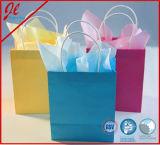 Напечатанный мешок Brown Kraft мешка Kraft мешков несущей бумажного мешка бумажный бумажный для покупкы