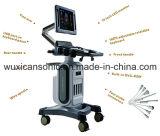 Instrumento médico carro 4D para ginecología