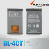 trabalho de 900 mAh para a bateria do telefone de pilha de Nokia Bl-4ct