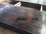 De Plaat van de Slijtage van de Bekleding van het chromium, Uitstekende kwaliteit die de Plaat van de Slijtage Hardfacing