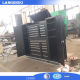 Hochleistungsenergien-Beschichtung-Rollen-Metallwerkzeugkasten