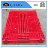 Cross-Base 4-Way Entry Steel in Plastics Pallet