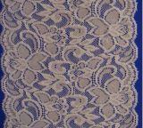 Áquina de encaje de algodón tejido para la boda vestido vestido/
