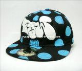 인쇄된 Snapback 모자 (YYCM-120069)