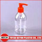 270mlは空けるプラスチック手の洗浄びんシリンダーシリーズ(ZY01-B094)を
