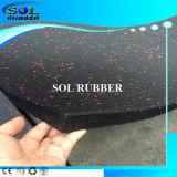 セリウムによって証明される優れた品質の体操のゴム製フロアーリング