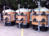 여과 장비 다중 벨브 통제 시스템