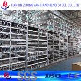 6061 aluminios de 6063 tubos/aluminio del tubo en existencias de aluminio grandes