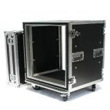 "Usine Direct Cheap 19 "" 16u Standard Shockproof Flight Cas pour Amplifier"