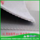 Membrana extensible impermeable resistente del PVC del rasgón