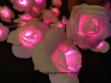 Albero artificiale del fiore del LED Rosa per la decorazione di festa di cerimonia nuziale
