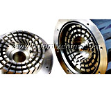La bomba de rotor/estator High-Shear