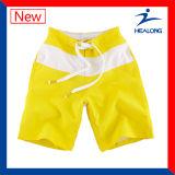 Shorts della spiaggia di anni dell'adolescenza di sublimazione di prezzi di fabbrica dell'abito di disegno di modo di Healong