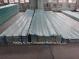 Il tetto ondulato della vetroresina del comitato di FRP/di vetro di fibra riveste W171018 di pannelli