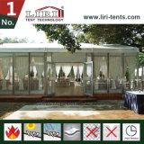 Estrutura da barraca do famoso do evento de Spendid com vidro e paredes do ABS