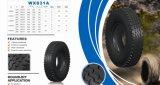 Neumático al por mayor del carro del fabricante con el PUNTO Certification11.00r20 Wx831A/el neumático del carro
