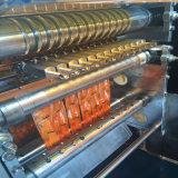 Vele de vier-Kant van de Lollie van het Ijs van Smaken het Verzegelen en Multi-Line Machine van de Verpakking