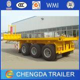 40ftcontainer Semi Aanhangwagen van de Container van de Aanhangwagen 3axle van de kipper de Tippende voor Verkoop