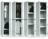 Het Personeel /Kids dat van het Staal van het Ijzer van de Slaapkamer van het metaal Garderobe kleedt
