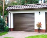 Porte bon marché de garage de rouleau des prix et de qualité